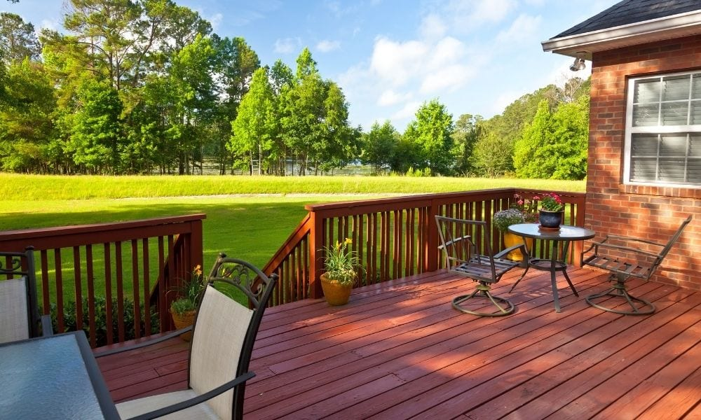 Top Tips for Designing a New Backyard Deck
