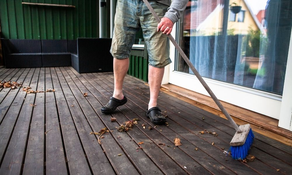 Essential Fall Deck Maintenance To Do Before It Snows